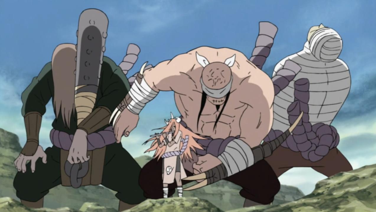 Naruto Shippūden - Episódio 303: Fantasmas do Passado
