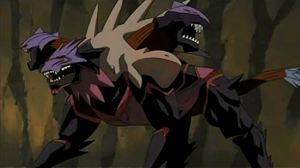 Monstruo Guardián de Tres Cabezas