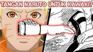 TANGAN KANAN NARUTO AKAN DIPASANG PADA TANGAN KAWAKI YANG PUTUS?! (BORUTO NARUTO NEXT GENERATION)
