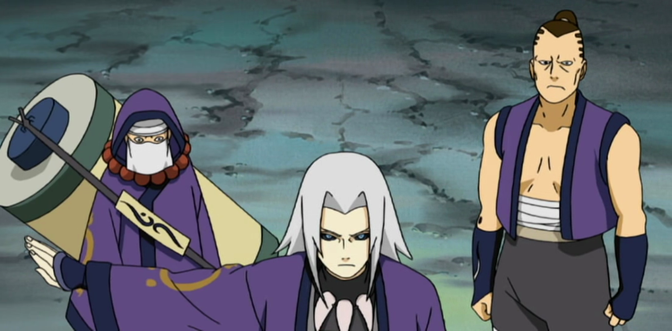 Three Ryūdōin Brothers