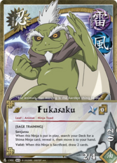 Fukasaku Carta