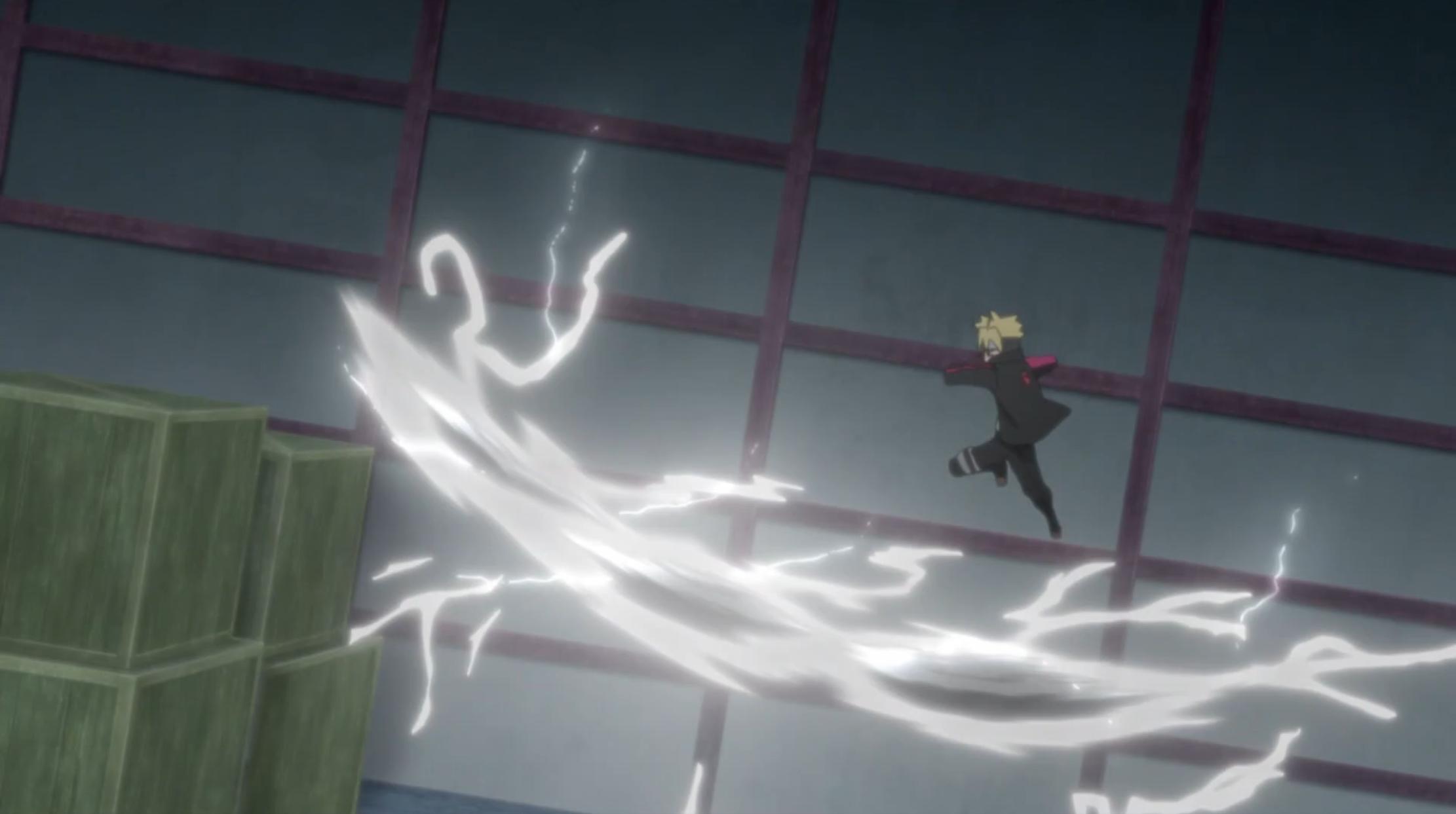 """Lightning"": Triple"