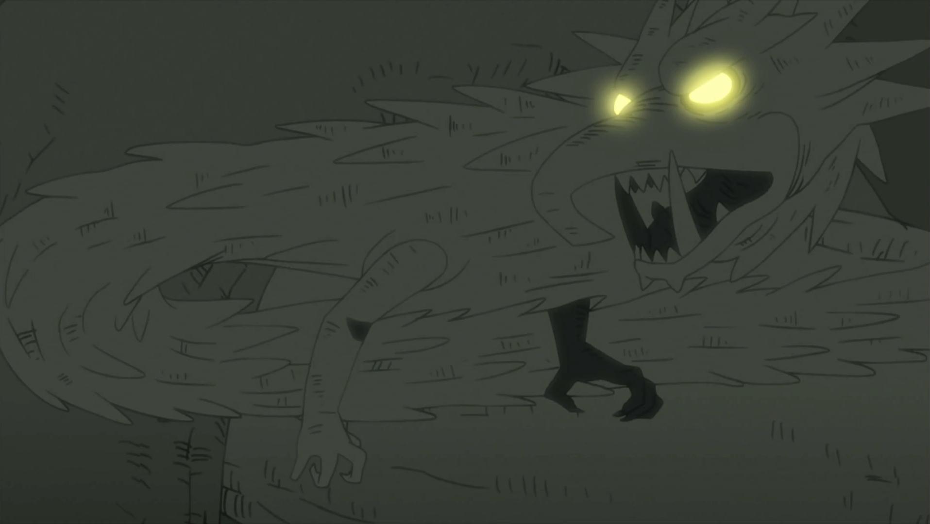 Mokuton - Dragon Ligneux