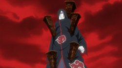 Orochimaru Caught In The Shackling Stakes.PNG