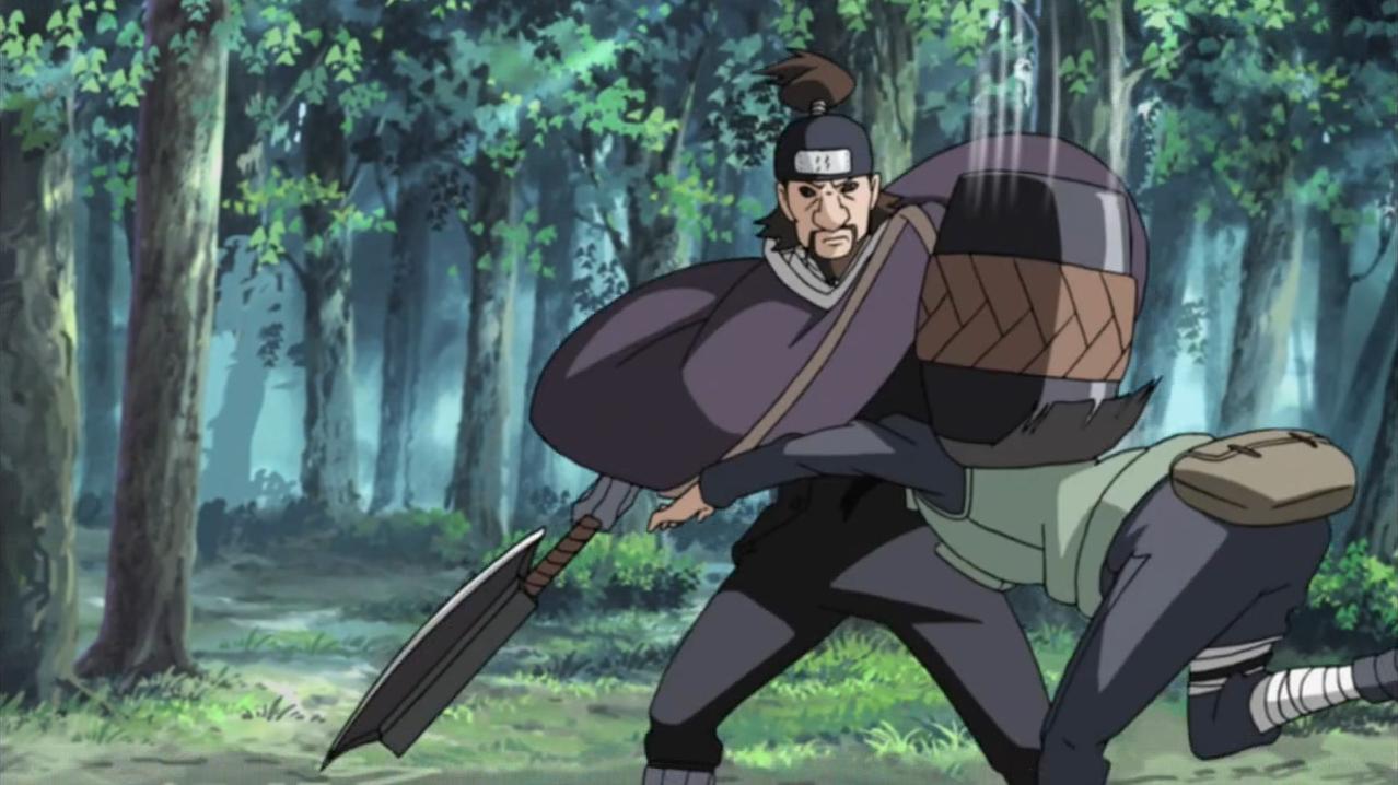 Naruto Shippūden - Episódio 284: Jinin Akebino da Kabutowari!