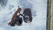 Mei se mostra preocupada com Ao