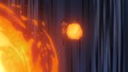 Técnica da Fênix Sábia de Fogo (Sarada - Anime)