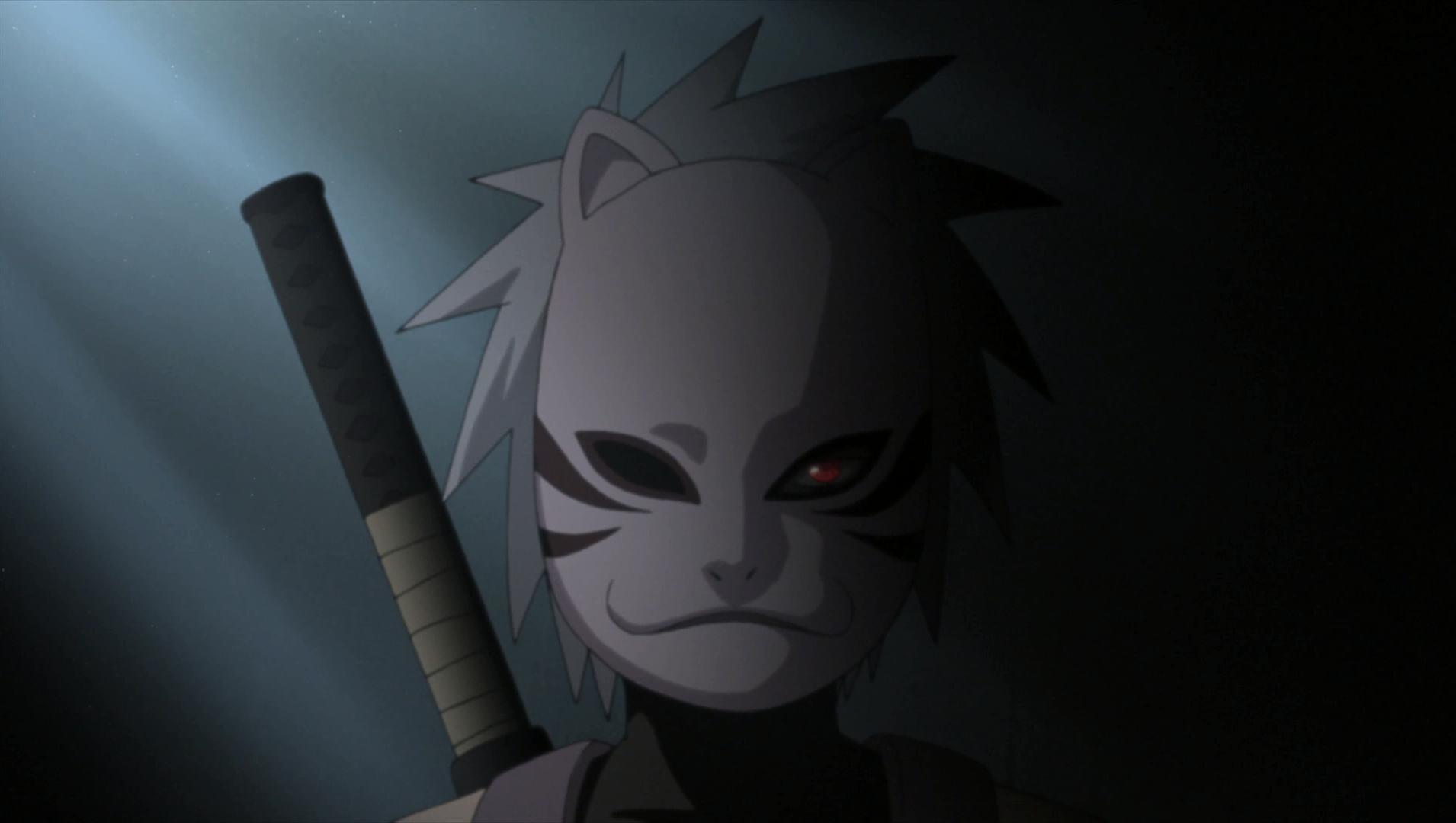 Naruto Shippūden - Episódio 349: A Máscara que Esconde o Coração
