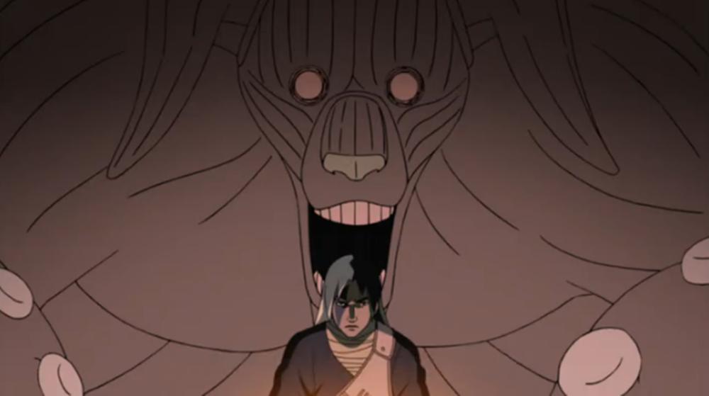 Naruto Shippūden - Episódio 318: Um Buraco no Coração: O Outro Jinchūriki