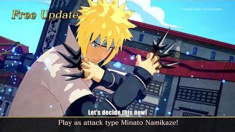 Naruto to Boruto Shinobi Striker - Minato DLC Character Trailer (DLC Pack 4) (1080p)