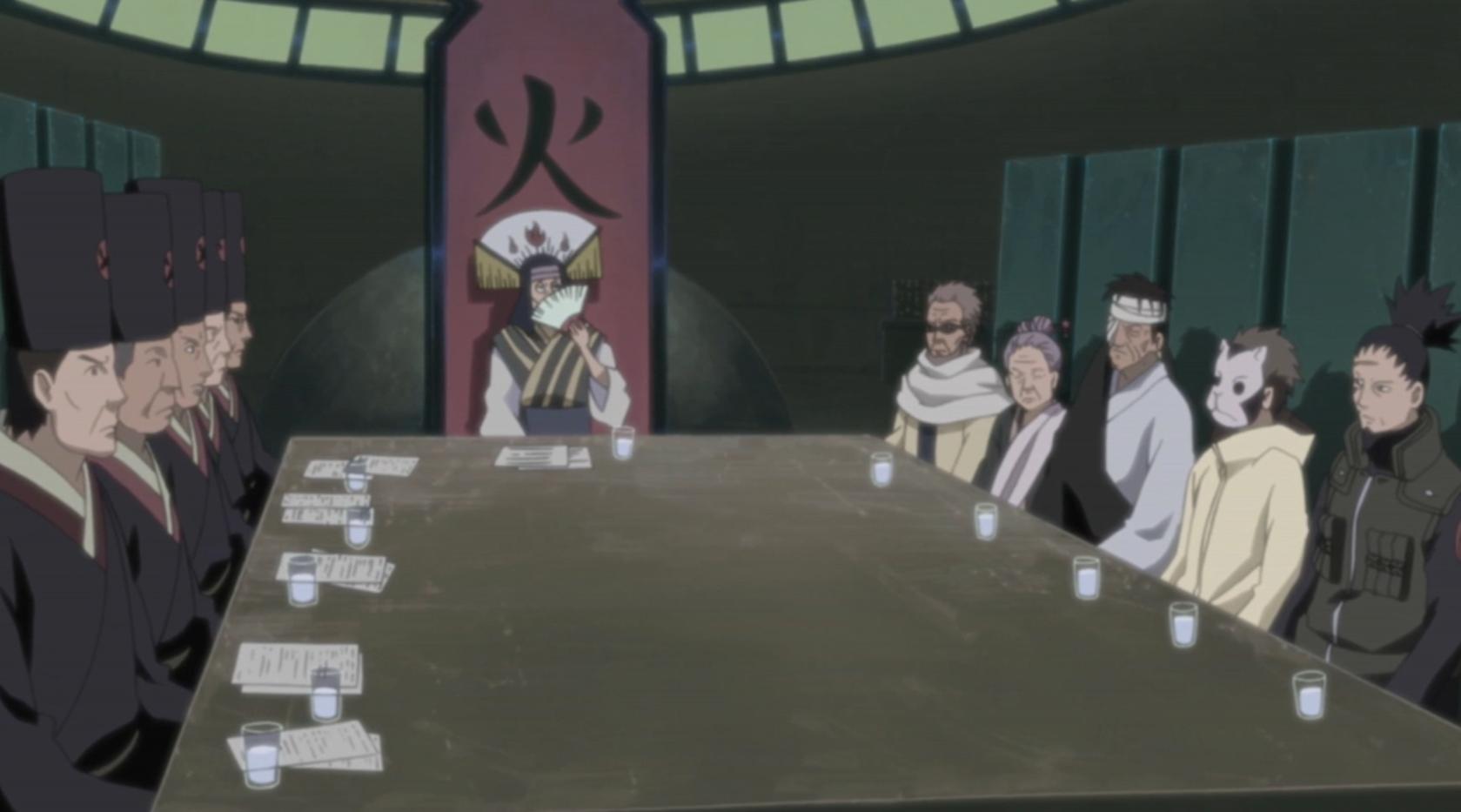 Jōnin Comandante