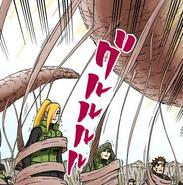 Dios Nacimiento de un Mundo de Árboles Manga 3