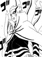 Naruto no Modo Bárion