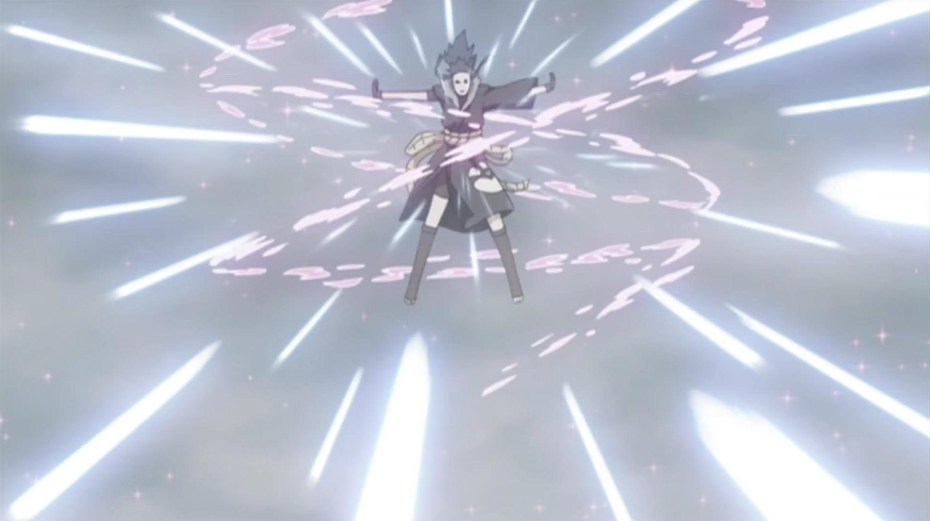 Shôton - Danse Sauvage des Shuriken de Cristal