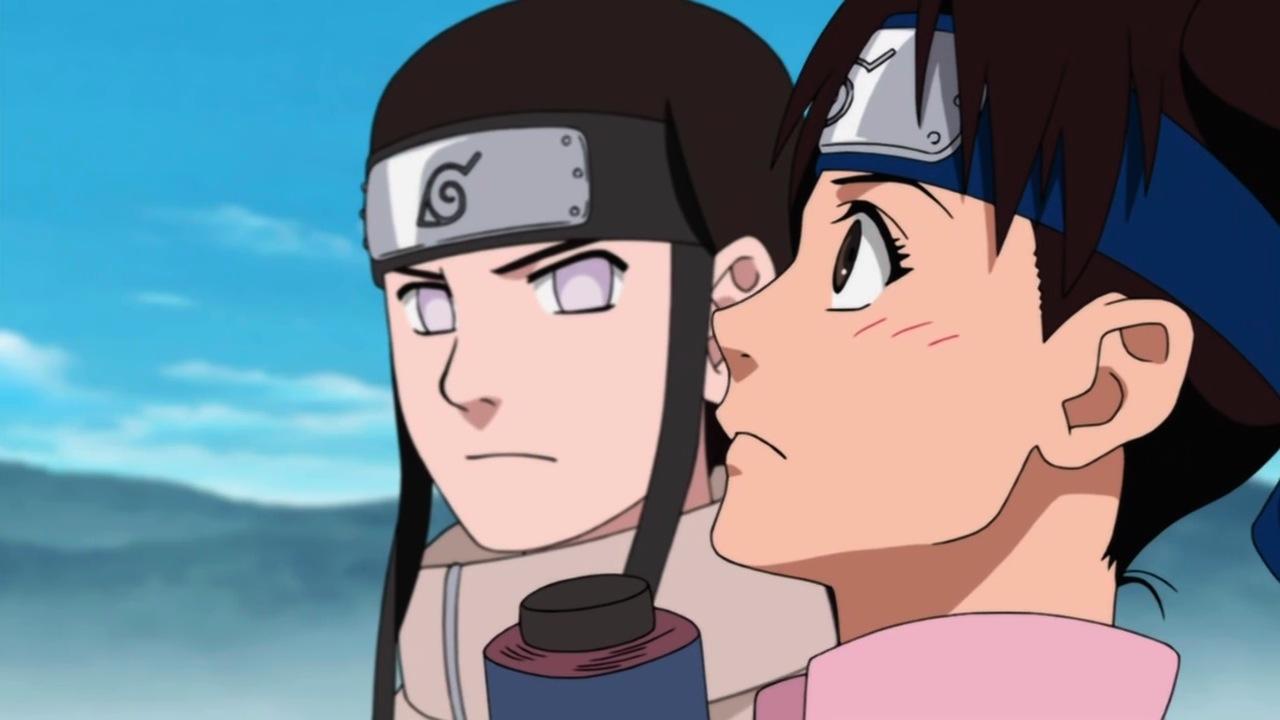 Naruto Shippūden - Episódio 184: Implantar! Time Tenten