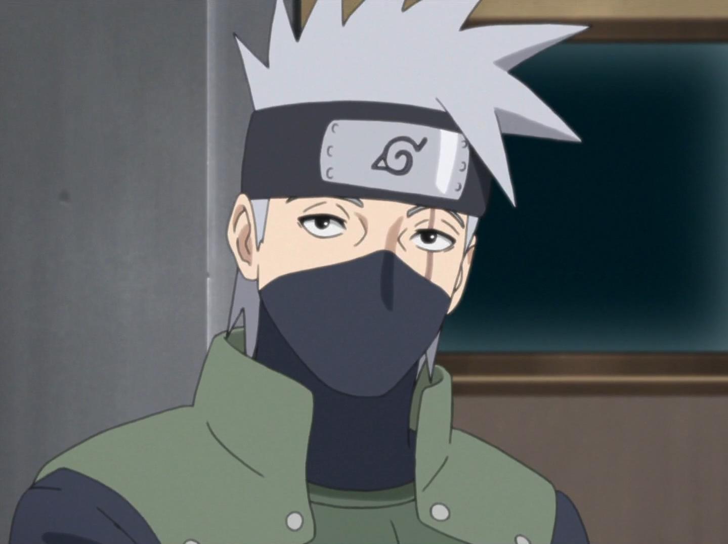Kakashi Hatake Narutopedia Indonesia Fandom
