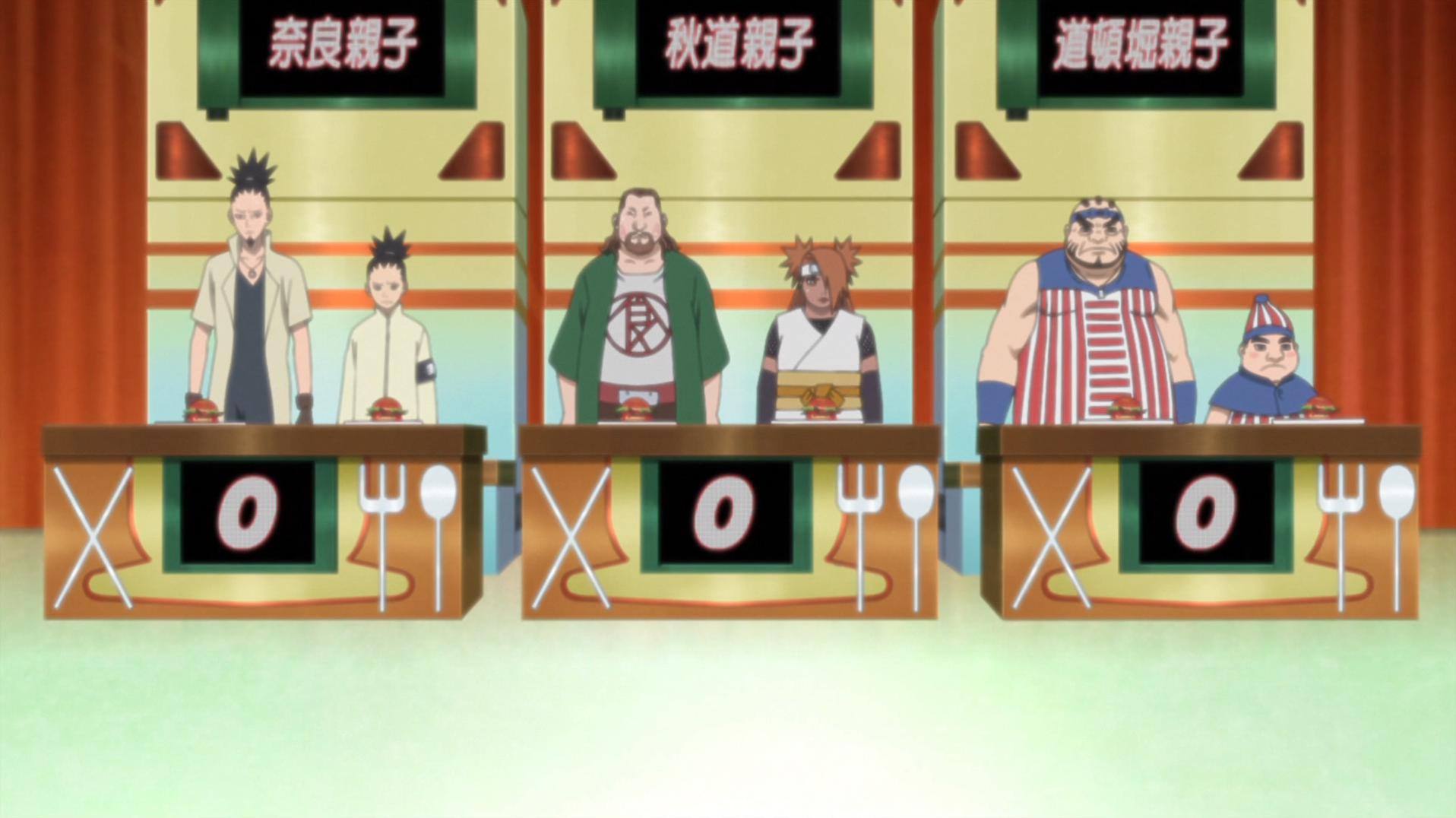 Le Concours des plus gros mangeurs