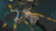 Naruto chuta a Esfera