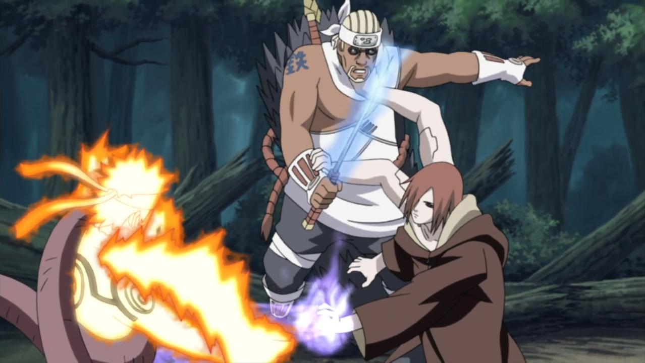 Technique de Rikudô