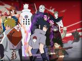 Bảng đánh giá các nhân vật Naruto