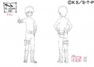 Arte Pierrot - Taijutsu Naruto