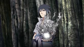 Chidori Negro Anime