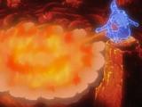 Liberação de Fogo: Grande Destruição de Fogo