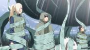 Dios Nacimiento de un Mundo de Arboles Anime 3