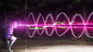 Feixe de Luz da Destruição (Delta - Anime)