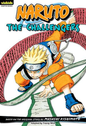 Naruto Libros de Capítulos: Los Retadores