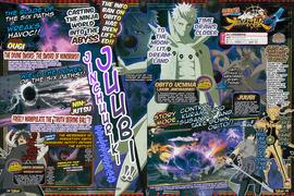 Naruto storm 4 Obito jinchurikki 2da scan