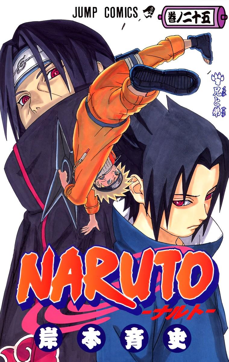 Volume 25: Itachi e Sasuke