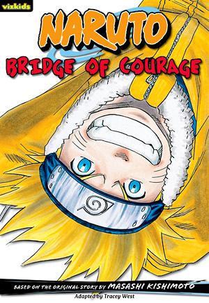 Naruto Libros de Capítulos: Puente de Coraje