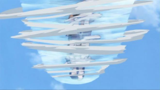 Lótus Frontal: Oito Trigramas Palmas Giratórias do Céu