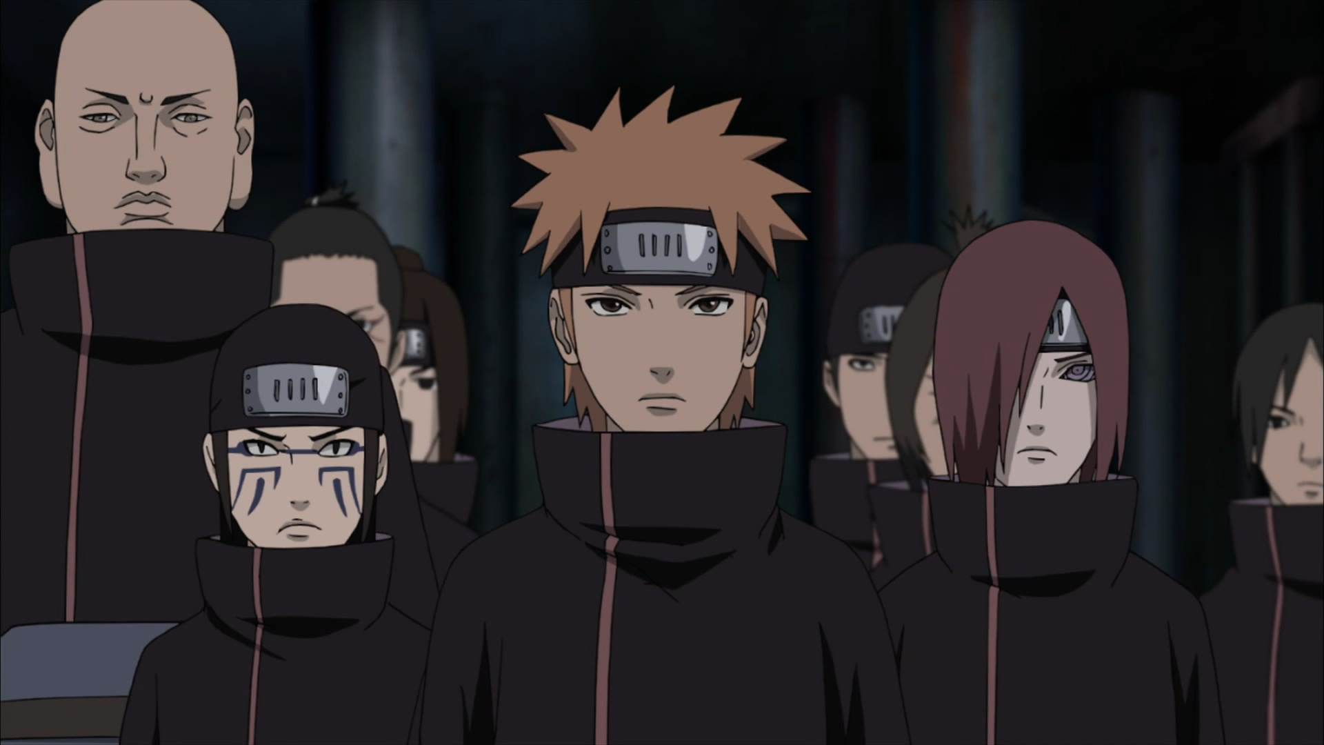 Naruto Shippūden - Episódio 348: A Nova Akatsuki