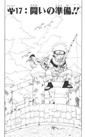Naruto Capitolo 17