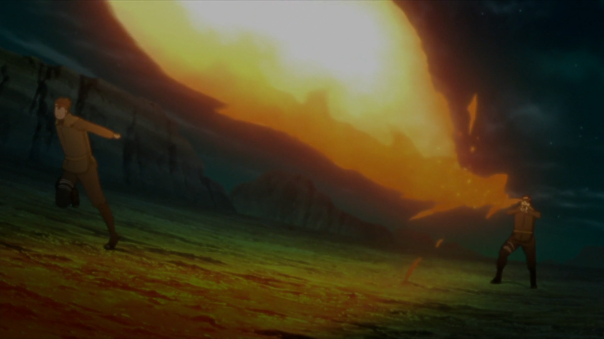 Liberação de Fogo: Projétil do Dragão de Fogo