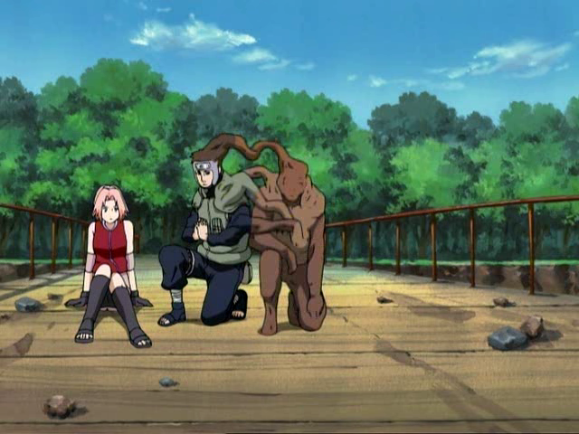 Naruto Shippūden - Episódio 41: A Missão Super Secreta se Inicia!