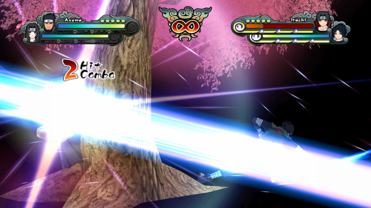 Genjutsu: Aprisionamento da Árvore Assassina da Andorinha Voadora