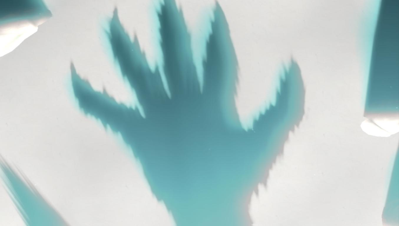 Técnica de Contorção pela Palma da Sombra