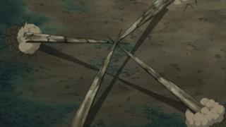 Arte della Terra: Lancia del Bamboo di Terra e Roccia