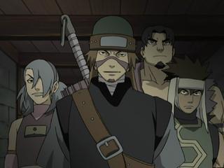 Naruto - Episódio 209: O Inimigo: O Ninja Desertor