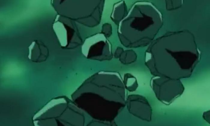 Arte Ninja Magnética: Infinitos Meteoros