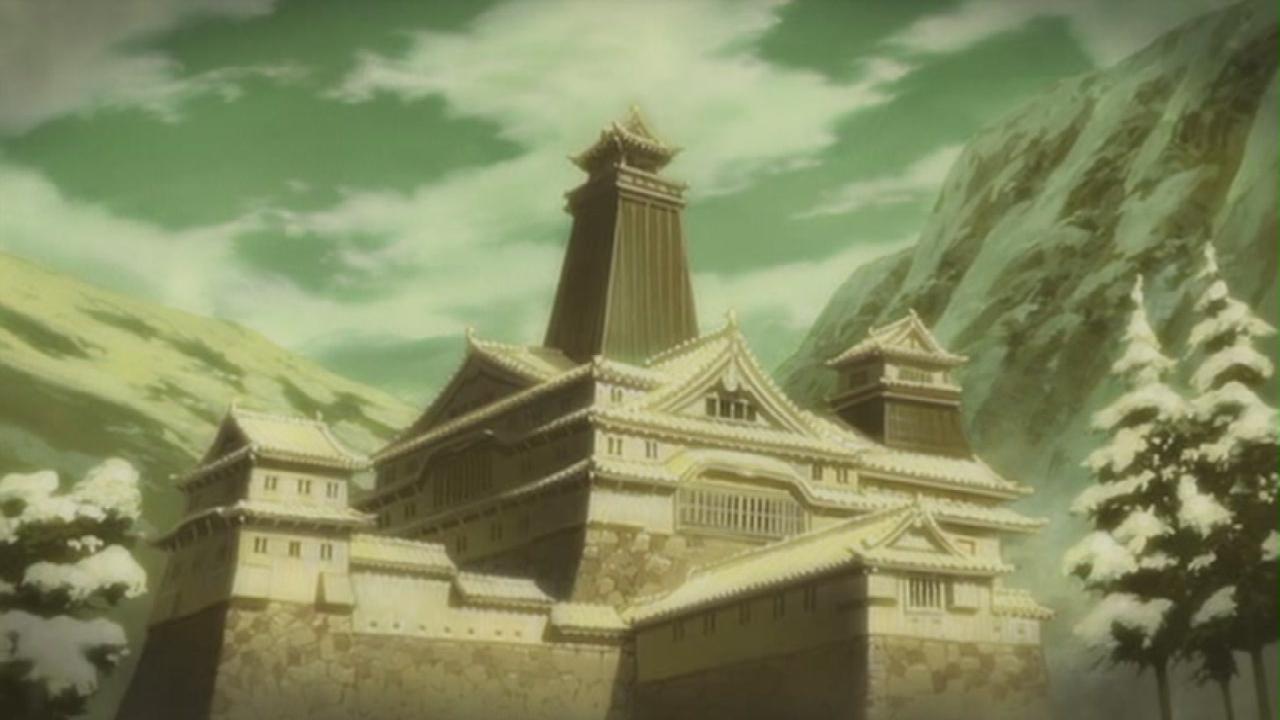 Istana Kazahana
