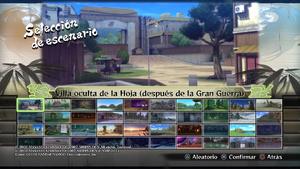 Naruto Storm 4 Seleccion de arenas.png