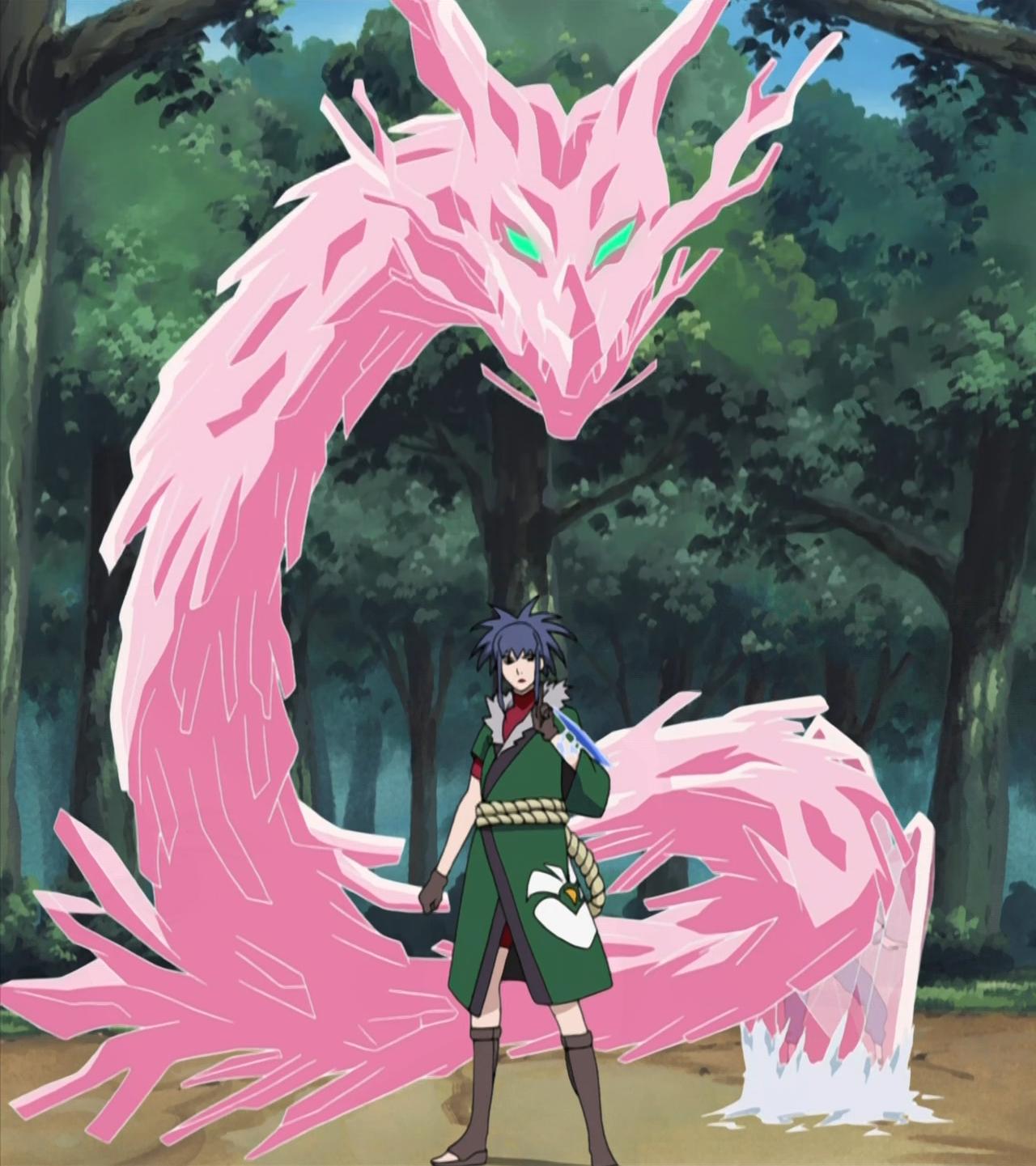Shôton - Dragon de Cristal