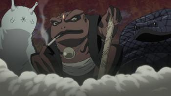 Naruto: Shippuden Episodio 373
