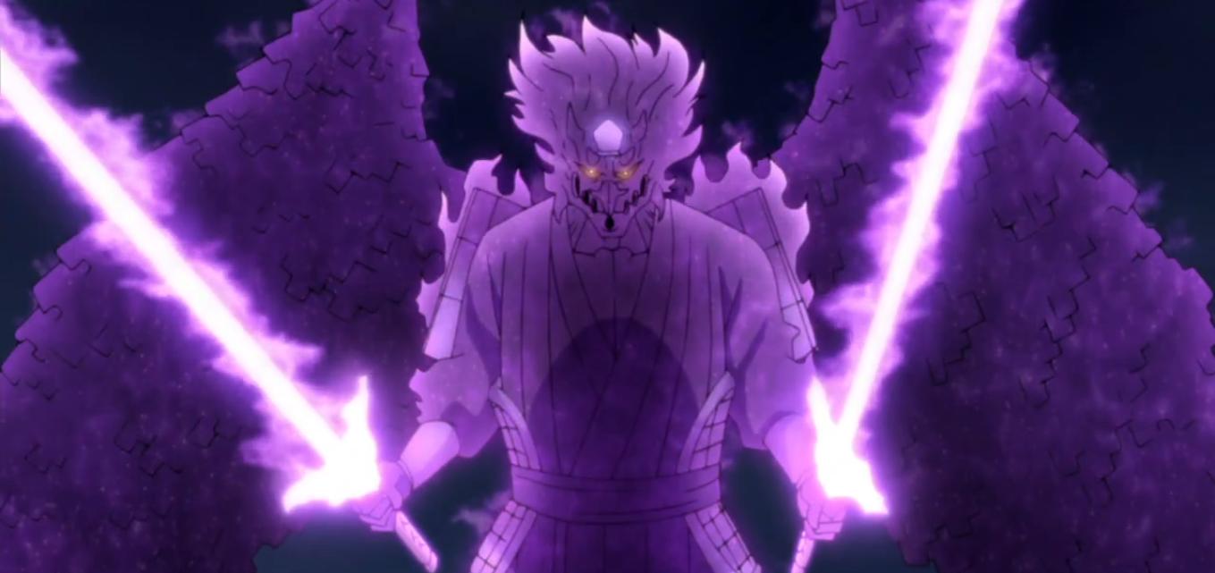 Susanoo de Sasuke Uchiha