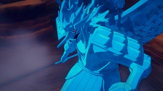 Susanoo com espada (Kakashi - Storm)