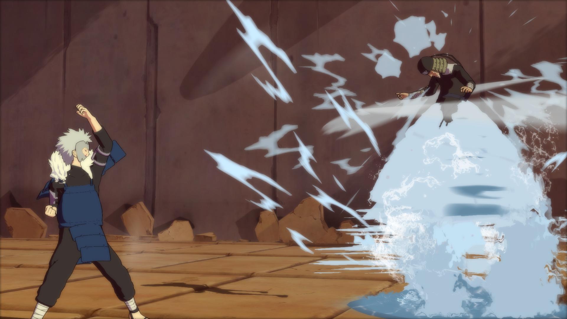 Impulso do Pilar de Água